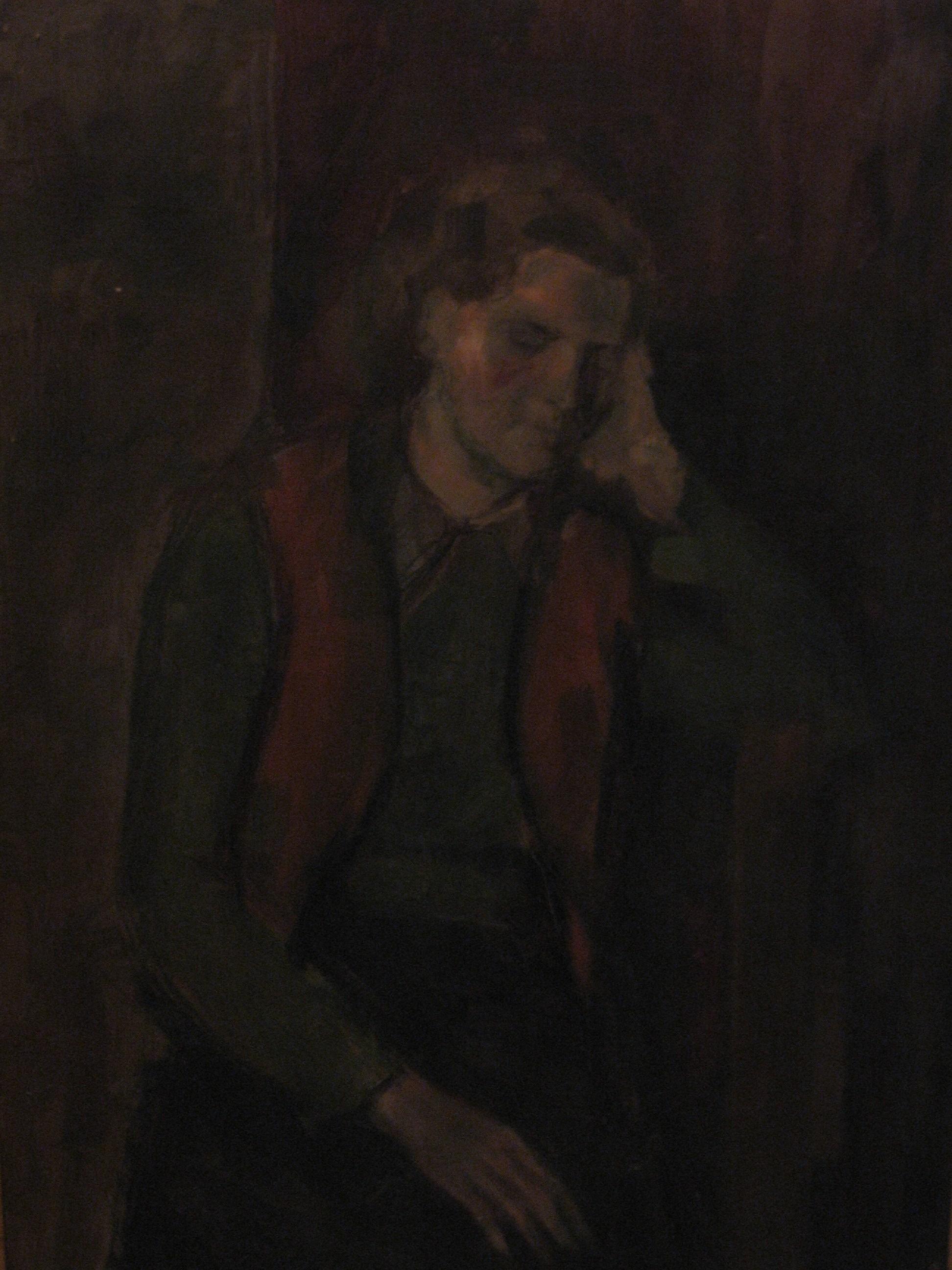 Littkey-György_Gondolkodó-nő